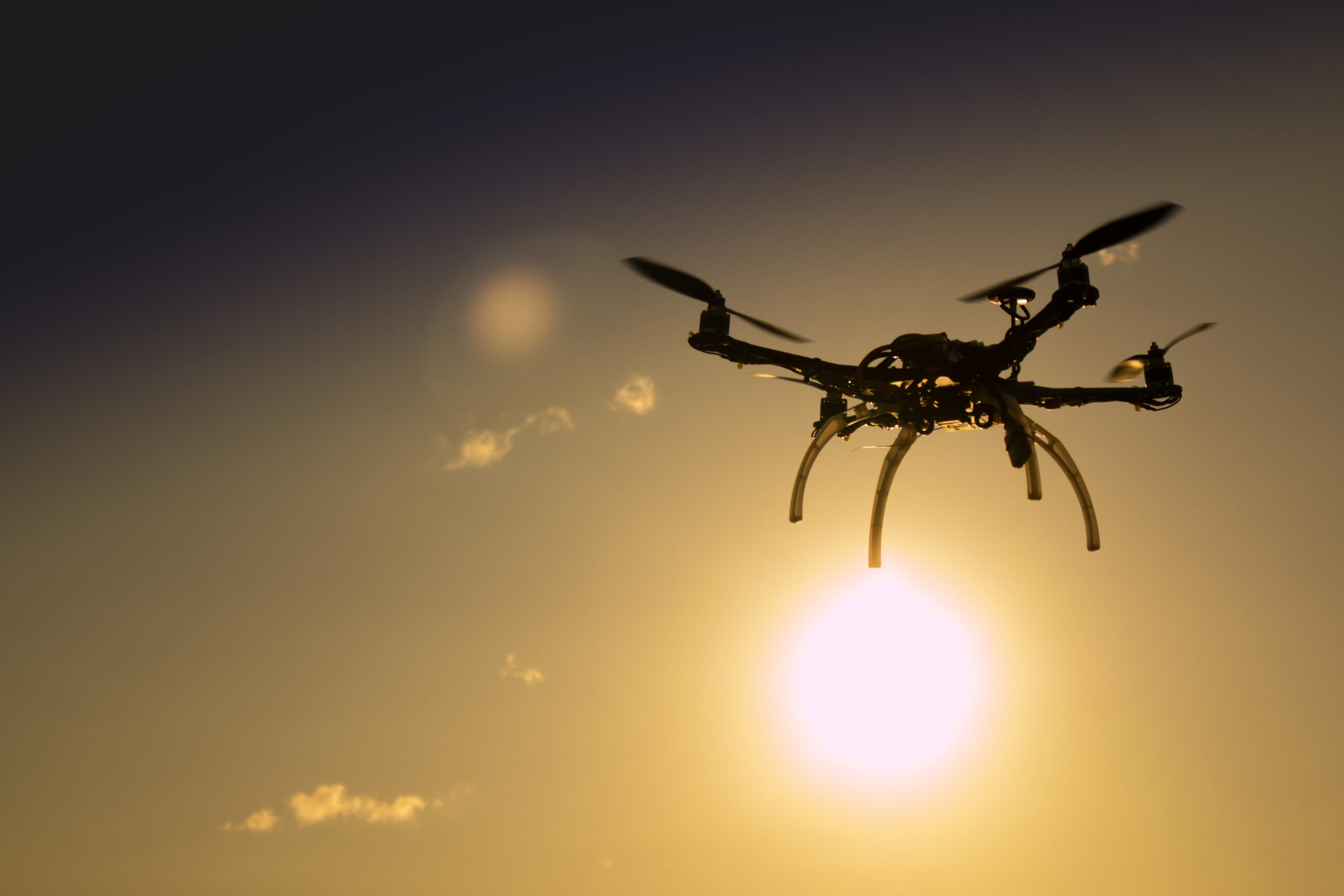 Enter The Drones – FAA required to make room for UAVs by 2015