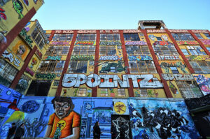 5 Pointz graffiti art