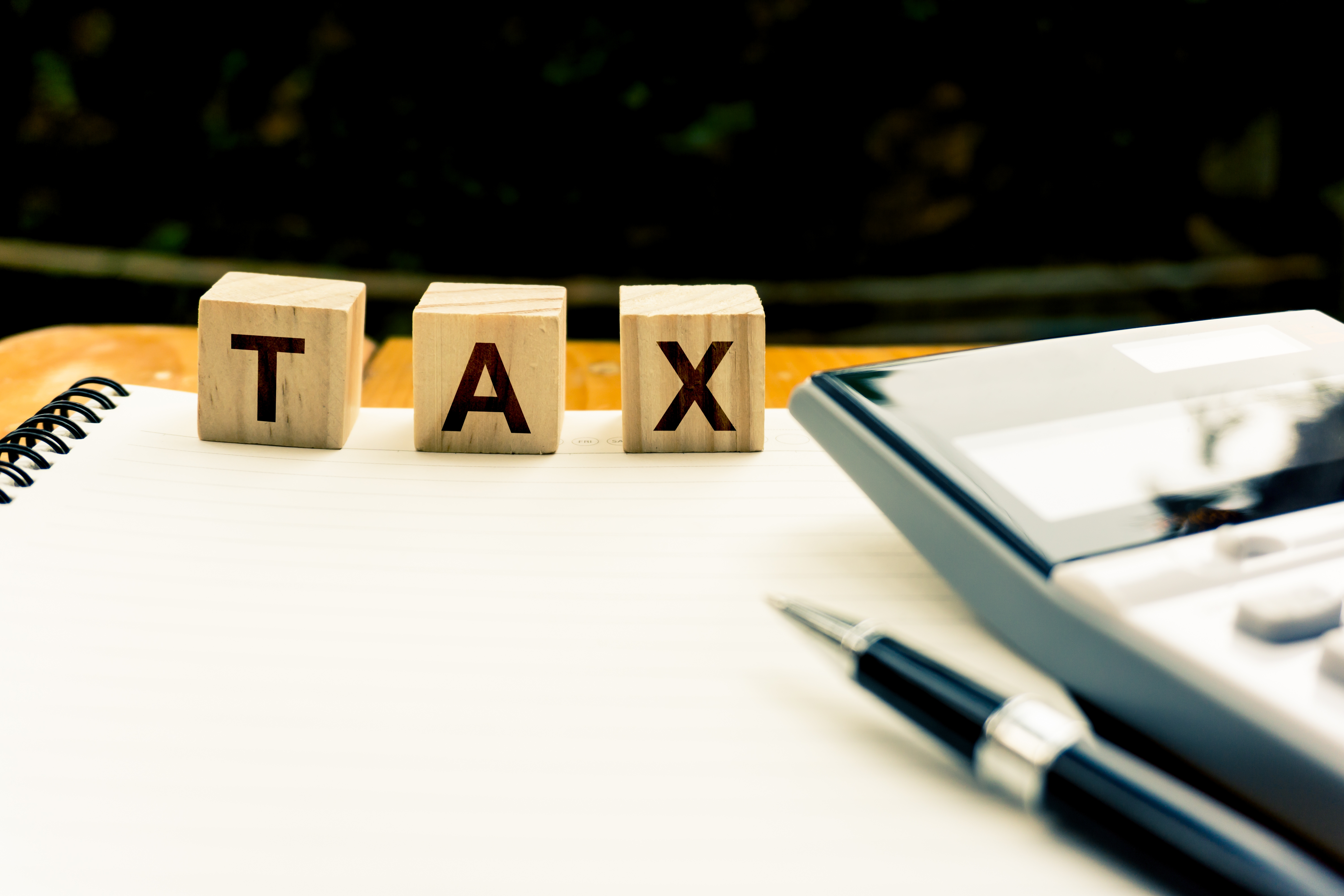 Year End Tax Planning 2014