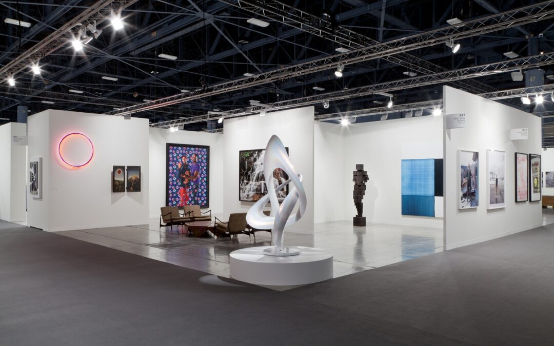 Special Series: The International Art Community's Annual Winter Bash, Art Basel in Miami