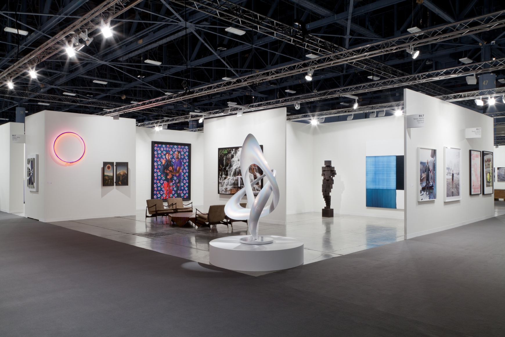 Art Basel Miami at Convention Center